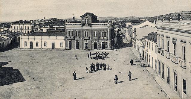 Sao Sebastio Antigo