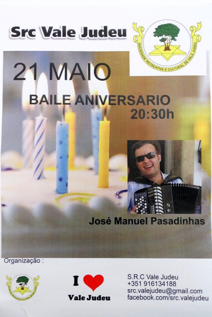Baile 21 de Maio